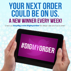#DigMyOrder Relaunched