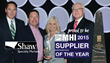 Shaw Named Supplier of the Year by the Manufactured Housing Institute