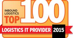 Inbound Logistics Top 100 Logo