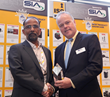 The CLEER Switch from Phybridge named Best of Network Support Solutions at SIA's 2015 New Product Showcase at ISC West