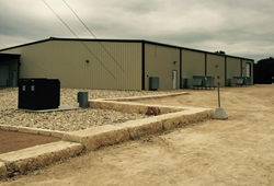 IPP Constructs Additional Building to Expand Texas Operation