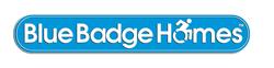 www.bluebadgehomes.com logo