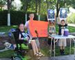 Group of High School Freshmen Run Lemonade Stands, Bake Sales and Car...