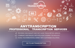 AnyTranscription — Opening a New Transcription Service Experience