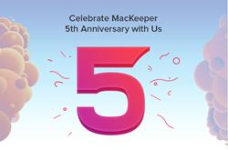 5th Anniversary of MacKeeper