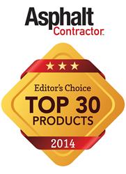 Asphalt Contractor Editor's Choice Awards logo