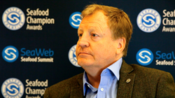 Video: SeaWeb Seafood Champion Andrew Jackson of IFFO and Explorer Fabian Cousteau Discuss Industry and Environmentalist Cooperation