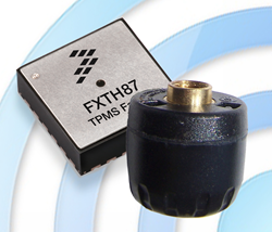 PressurePro TPMS and Freescale Semiconducter join forces for market leading Sensor