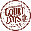 Celebrate Court Days in Franklin County on Saturday, June 13