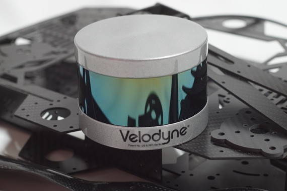 Puck In Hand Velodyne Lidar To Return To Susb Expo At