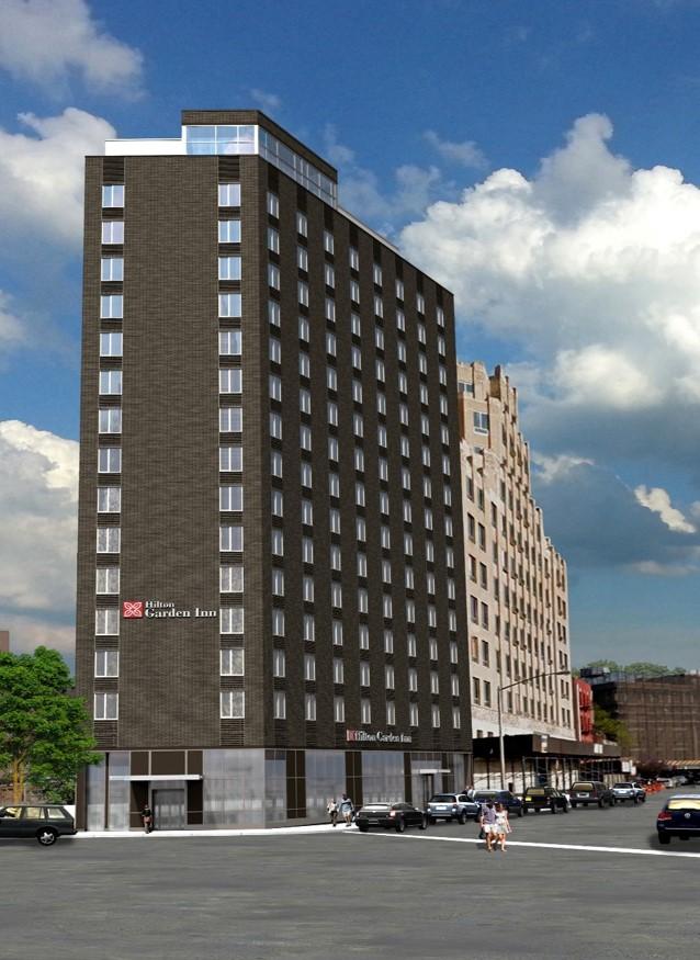 Long Island City Welcomes Its First Hilton Garden Inn