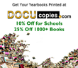 "Busy ""Yearbook Season"" Begins Early at DocuCopies.com"