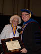 Barnes-Jewish College honors volunteer's commitment to nursing education