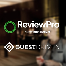 GuestDriven and ReviewPro Collaborate to Help Hotels Better Serve Guests