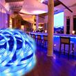 Blue Waterproof LED Strip Light