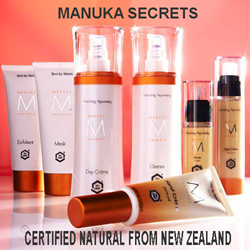Manuka Secrets Products Found In ULTA Beauty Stores and on www.ulta.com.