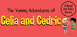 "Fun, Nutrition-oriented Children's Read-and-bake Book Series, ""The Yummy Adventures of Celia and Cedric"" Launches on Amazon"