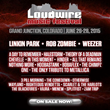 Loudwire Music Festival Adds Vajra to Lineup with Rob Zombie, Linkin Park, Weezer, In This Moment, Halestorm, Chevelle, Hinder, Nothing More and Others