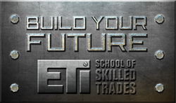 ETI School of Skill Trades Welding Program