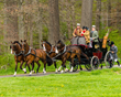 Elegance of Horse-Drawn Carriages to Grace Winterthur's Point-to-Point May 3