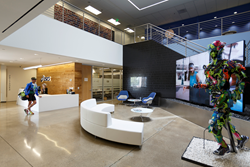 ASICS, office, design, sports
