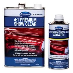 Eastwood 4:1 Premium Show Clear Coat