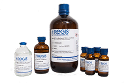 Regis Changes Packaging for OSHA's Compliance to the GHS Standard