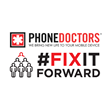 PHONEDOCTORS® Pays-it-Forward with #FIXITFORWARD Mobile Device...