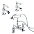 Adding Traditional Style Taps To a Modern Bathroom; Introducing the New Cambridge Tap Pack Exclusive To Better Bathrooms