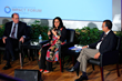 Dr. Sunita Maheswari joins the panel at Lake Nona Impact Forum - 2015