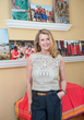 Teri Gabrielsen in Home Office, Images of Maasai