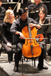 University School student Alex Cha recently Edward Elgar's Cello Concerto in E Minor with the Akron Symphony Orchestra.