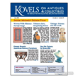 Kovels on Antiques and Collectibles May 2015 Newsletter Available