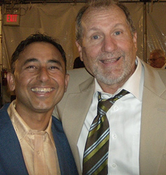 Rajesh Khanna, MD with Modern family actor Ed O Neil