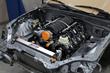 Project Thunderbolt LS Miata Engine Test Fit
