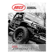 ARIES Automotive Jeep Exclusive Brochure