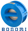 New Bonomi Double Door Wafer Style Check Valves Offer Compact...