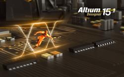 Altium Designer 15.1 logo