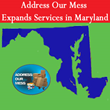 Address Our Mess Professional Cleaning Services Expands in Maryland
