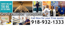 ServiceMaster Tulsa OK