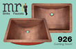 MR Direct on the Brink of Adding Curvaceous Copper Sink