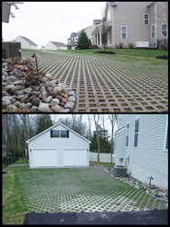 ewbn uses permeable pavers