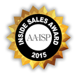 AA-ISP Recognizes Inside Sales Annual Award Winners