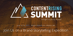 Skyword Announces 1st Annual Content Rising Summit in Boston, June 16-18, 2015