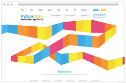 PyCon 2015 Site Design