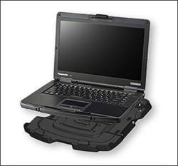 New Havis Docking Station for the Panasonic Toughbook 54 Available for Pre-order