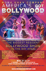 Spring 2015 Bollywood Dance Showcase