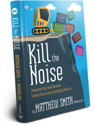 Kill the Noise, Book by Modmacro
