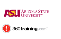 ASU and 360 Logo