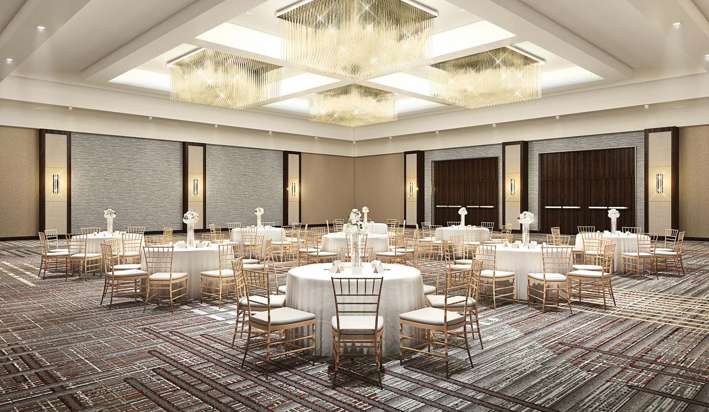 Ballroom Redesign Announced For Grand Hyatt Denver A